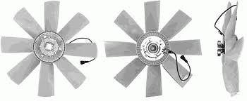 новый вентилятор охлаждения VOLVO ТЕРМОМУФТА ЕНТИЛЯТОРА РАДІАТОРА 750MM 20450240 HELLA для грузовика VOLVO FH12, FH13
