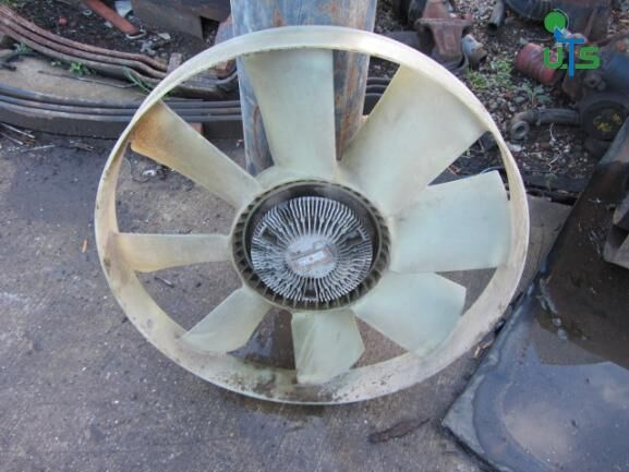 вискомуфта вентилятора MERCEDES-BENZ (1823-2528) для грузовика MERCEDES-BENZ ATEGO