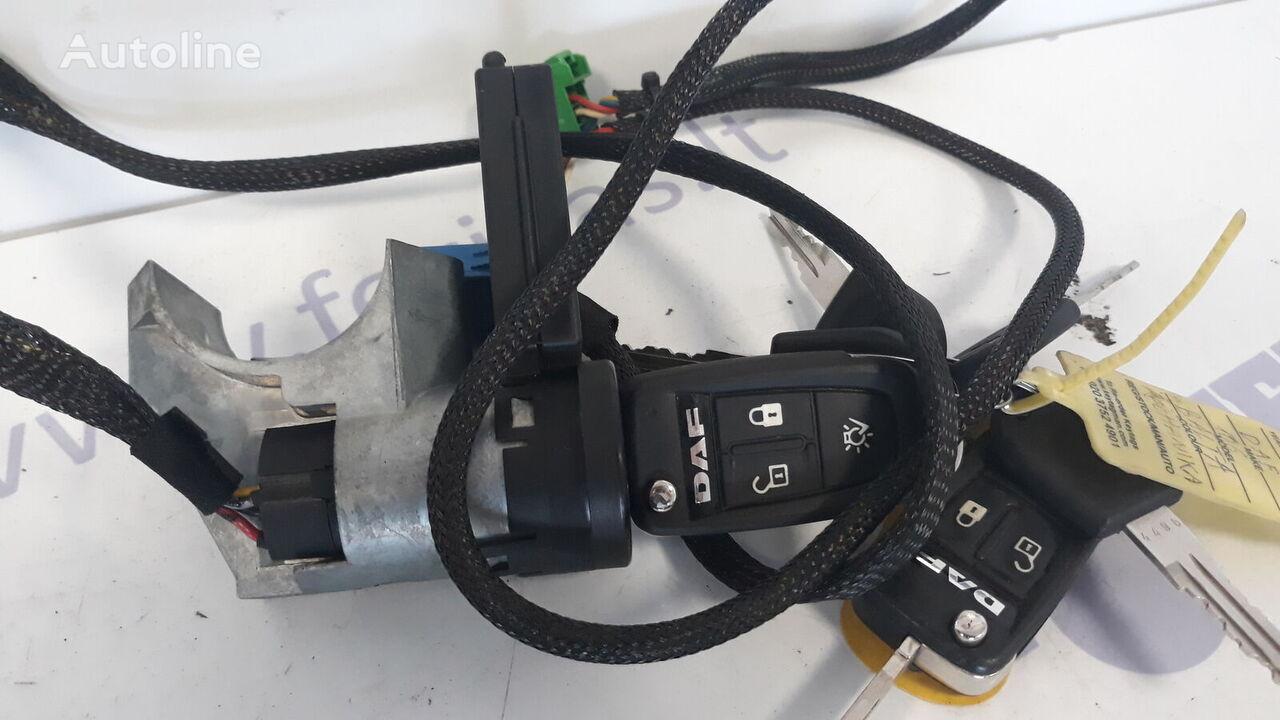 замок зажигания DAF ignition lock with keys (1934270, 1929150) для тягача DAF XF 106