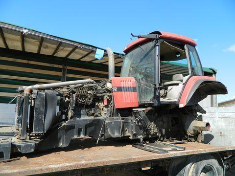 запчасти б/у запчасти / used spare parts CASE IH для трактора CASE IH MX 200 MAGNUM