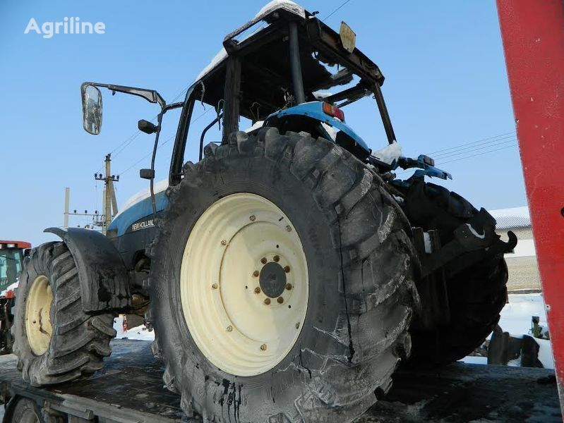 запчасти б/у запчасти / used spare parts NEW HOLLAND для трактора NEW HOLLAND 8360