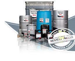 запчасти Сертифицированное оригинальное масло от Renault Trucks. RENAULT Trucks для грузовика RENAULT