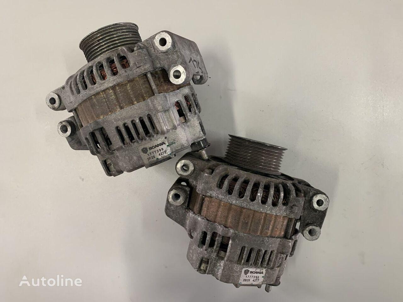 запчасти Alternator SCANIA R420 для тягача SCANIA R420
