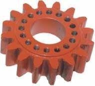 запчасти :шестерня привода вязального аппарата прямая малая (11630512 ) WELGER для пресс-подборщика WELGER AP 61